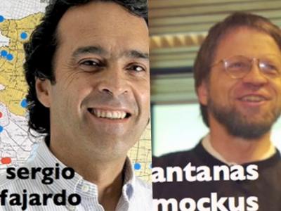 Fajardo and Mockus