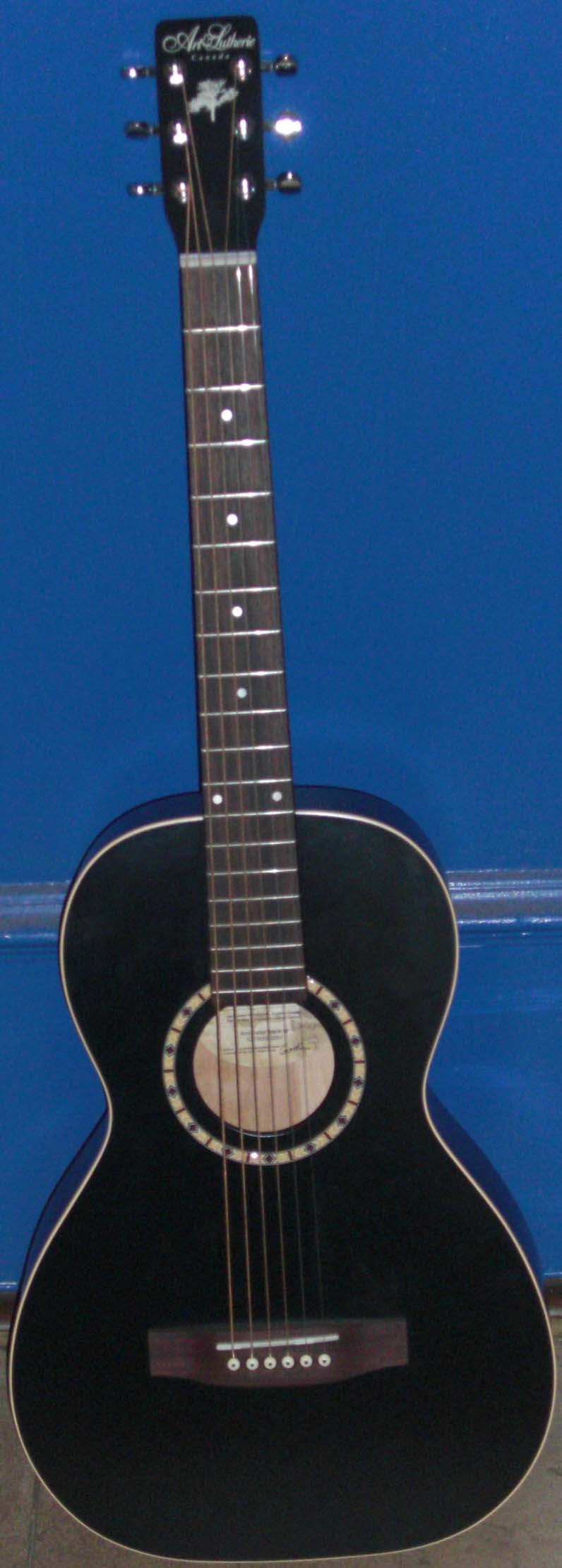 gilda's little guitar