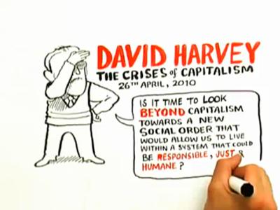 David Harvey RSA