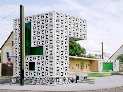 Magdeburg library