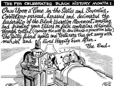 Cointelpro cartoon