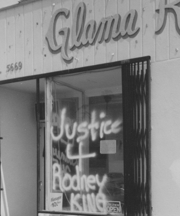 Justice for Rodney King