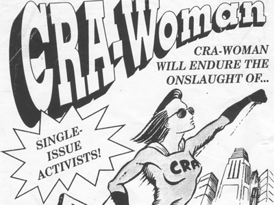 CRA woman