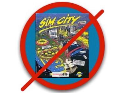 not sim city