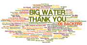 BIG WATER thank you