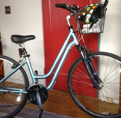 Gilda's bike