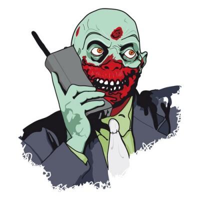 Yuppie Zombie