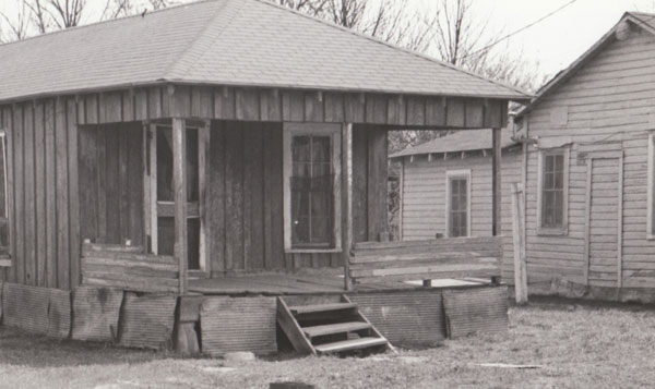 Shelby house, mid-80s